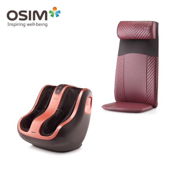Buy [Bulky] OSIM uJolly Back Massager + OSIM uPhoria Lite Leg Massager Bundle Singapore