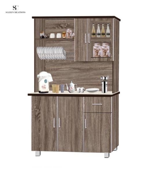 Basic 3 Door  Kitchen Cabinet