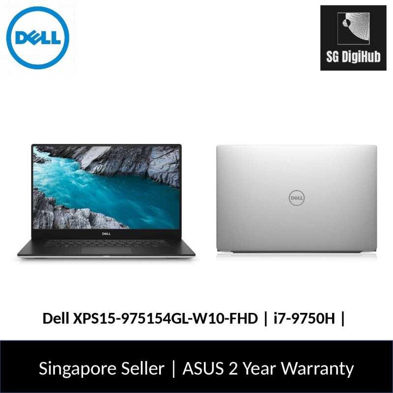 Dell XPS15-975154GL-W10-FHD | i7-9750H | 16GB RAM | 512GB SSD | NVIDIA GTX 1650 | 2Y Warranty