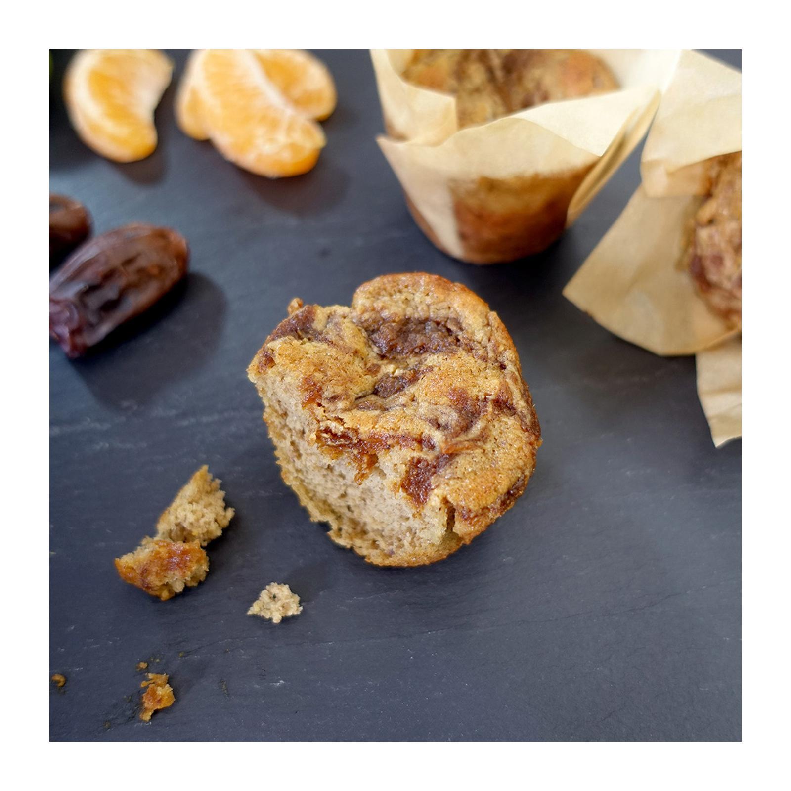 Bakening Flourless Pineapple Jam Muffins (paleo) By Redmart.