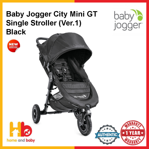 Baby Jogger City Mini GT Single Stroller (Ver. 1) Singapore