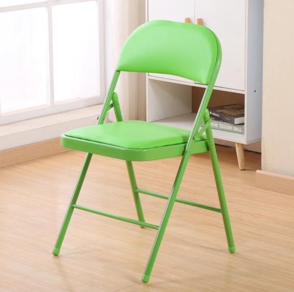 (Amura Living) Green Folding Chair