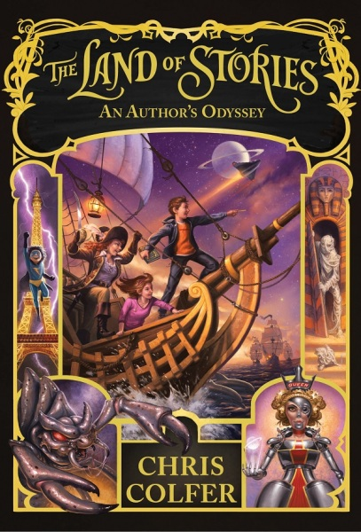 Land Of Stories 5: An Authors Odyssey / English Young Adult Books / (9780316383219)