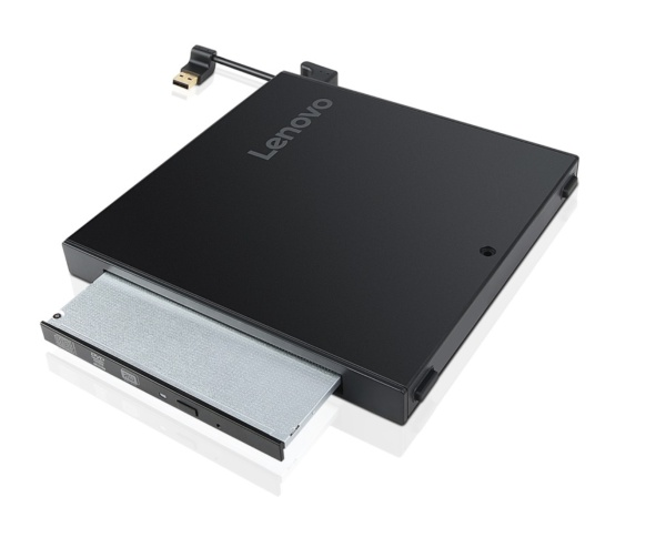 Refurbished Lenovo ThinkCentre Tiny IV DVD Burner Kit Optical Drive CD / DVD-ROM Combo Writer RW Windows / Mac