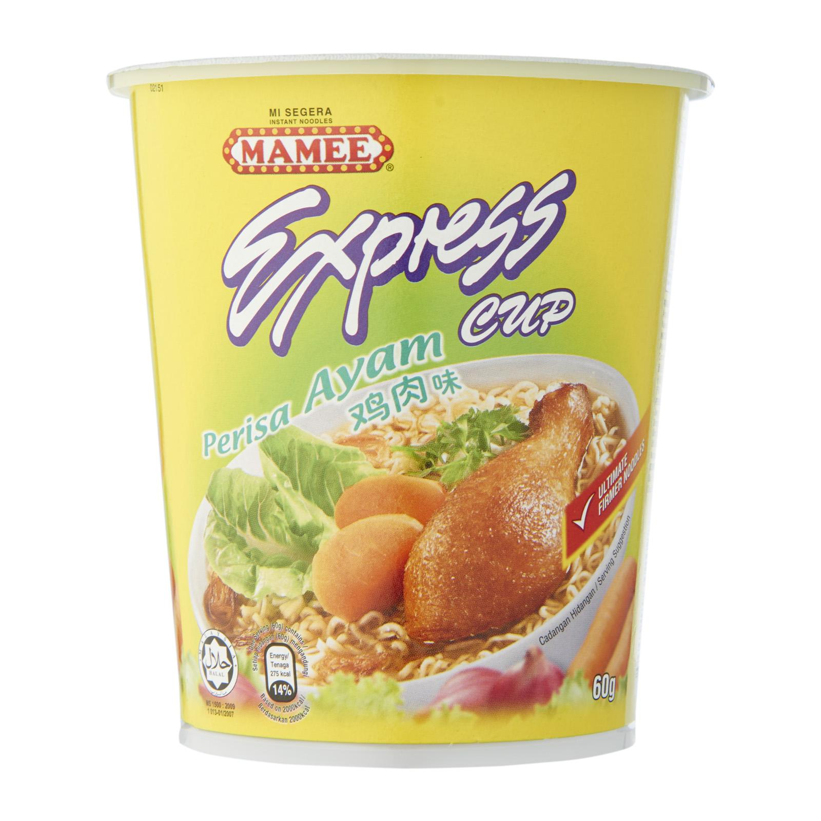 MAMEE Cup Noodles - Chicken 60g
