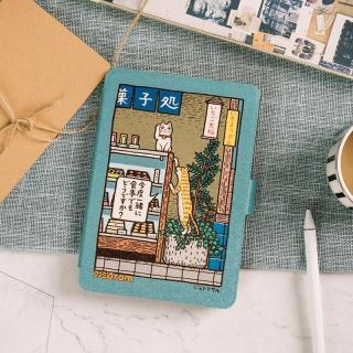 Vỏ Bảo Vệ Kindle Paperwhite3 4 Kiểu Nhật Bản Phiên Bản Cổ Điển Kpw3 4 Phiên Bản Nhập Cảnh 858 998 Sách Điện Tử Amazon Mỏng Nhẹ Hoạt Hình 558 Mixoe 3 thumbnail