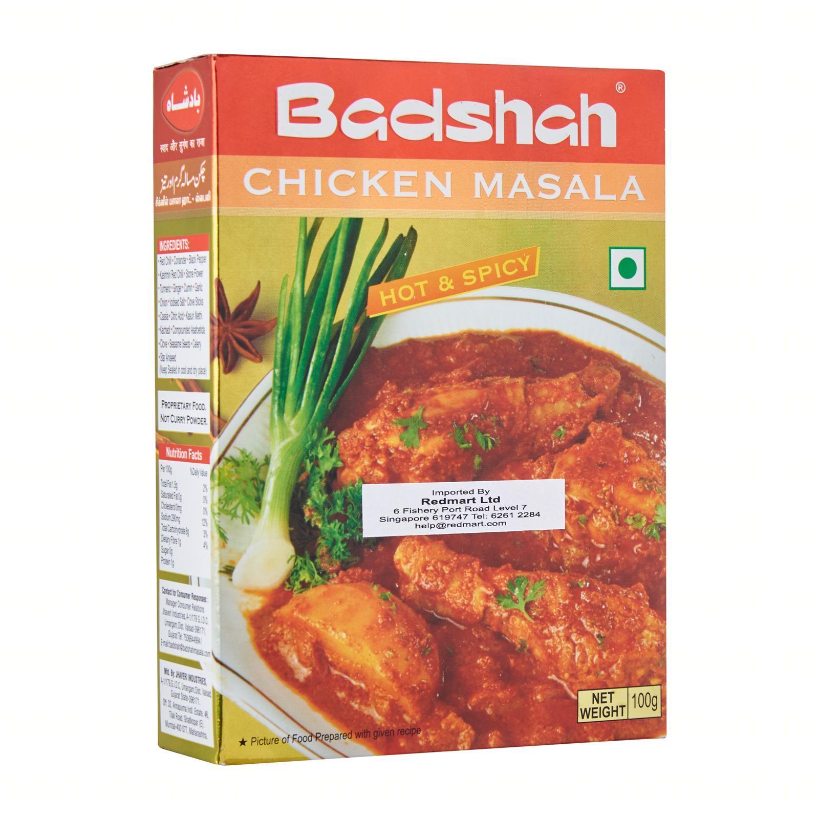 Badshah Hot And Spicy Chicken Masala