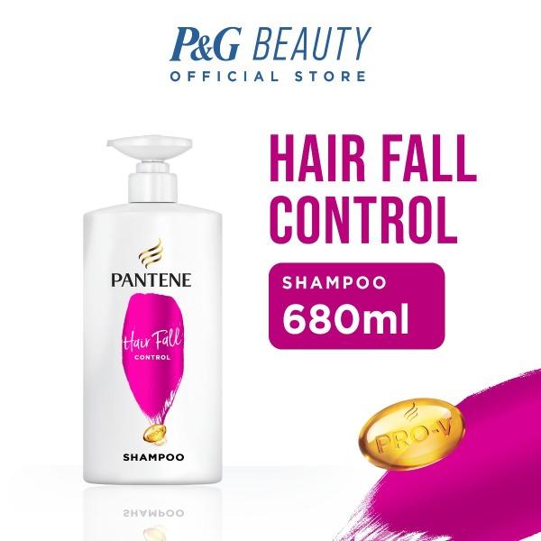 Buy Pantene Hair Fall Control Shampoo 680ml Singapore