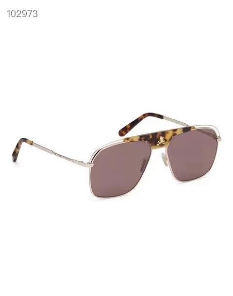 1a8c69cf25 New Wild Original Germany First-line brand Siamese Philipp Plein Men and  women Personality Sunglasses