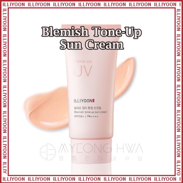 Buy [ ILLIYOON ] Blemish Tone-Up Sun Cream 150ml Singapore