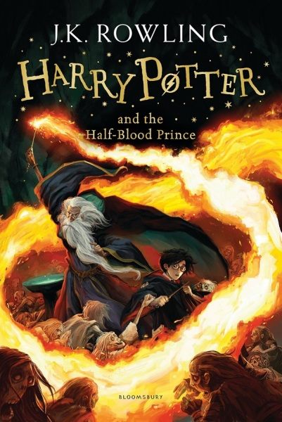Harry Potter and the Half-Blood Prince (Book 6) / English Young Adult Books / (9781408855706)