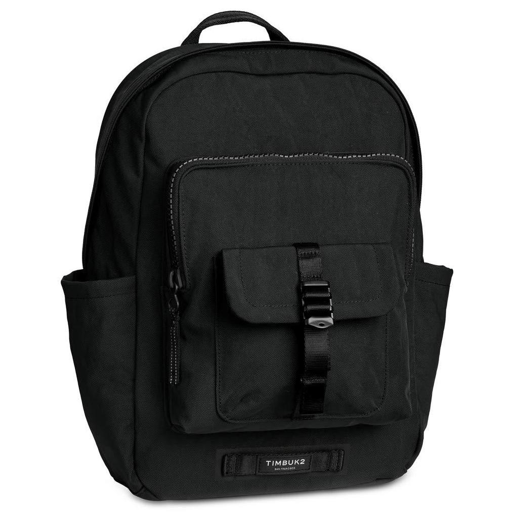 c6a6c338bb95 Timbuk2 Lug Recruit Backpack Unisex Perfect Size Daily Holiday Pack - Jet  Black