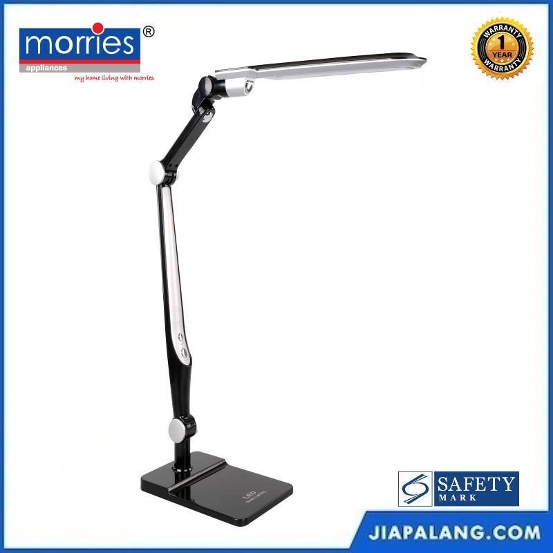 Morries (2 In 1 Type)(Clip/Desk) 8W LED Desk Lamp MS6817DC