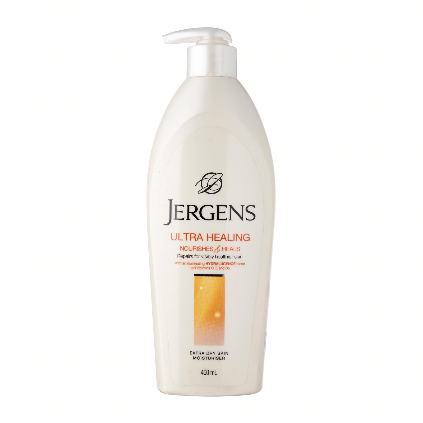 Jergens Ultra Healing Nourishes & Heals Extra Dry Skin Moisturiser