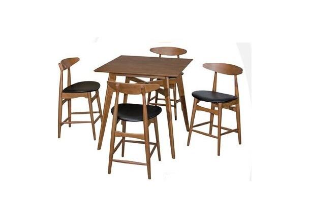 Latin Flora 1+2 Bar Set / Lounge Table Set / Disco Set / Drinking Table Set / Pub Table Set
