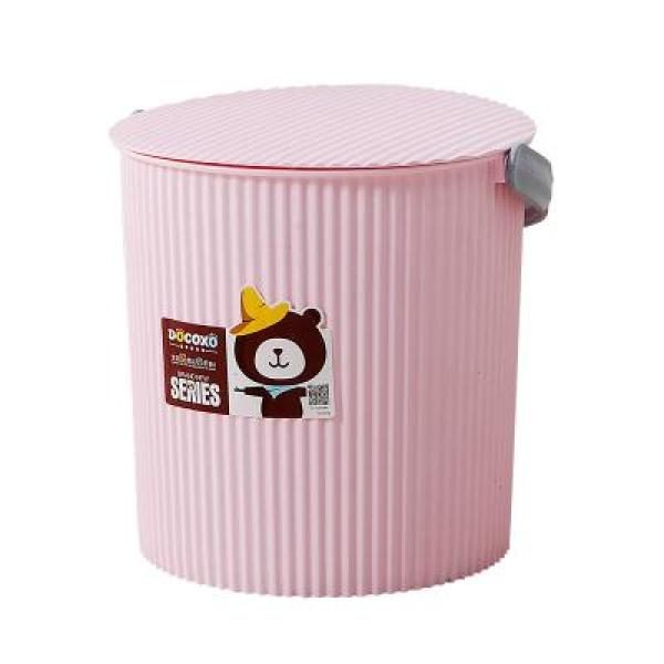 Multi-functional Storage Bucket Stool Thick with Lid Convenient Portable Bucket Stool Storage Chair Dual Purpose Fishing Stool
