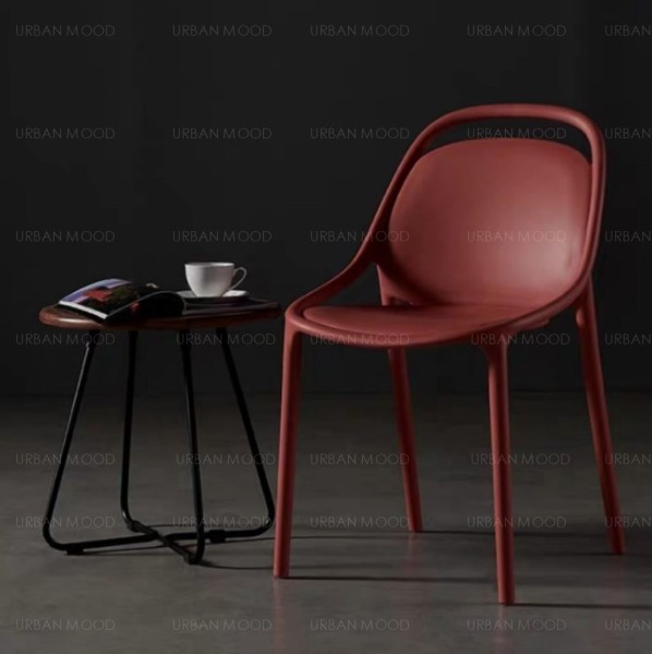 [PRE-ORDER] ROSEWOOD Designer Faux Leather Dining Chair