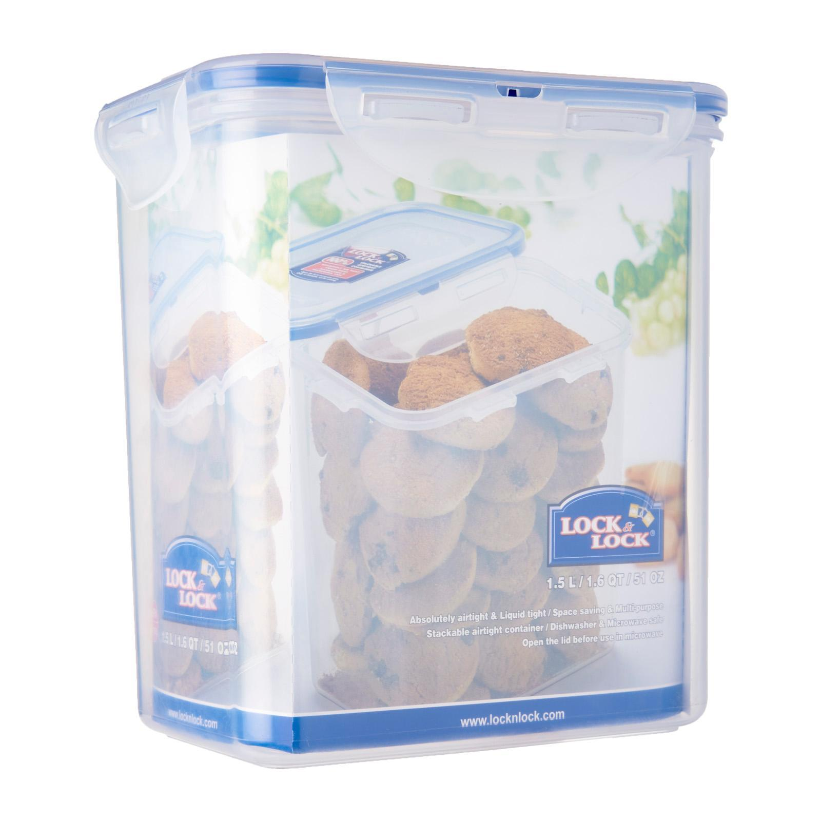 Lock and Lock Classic Food Container 1.5L