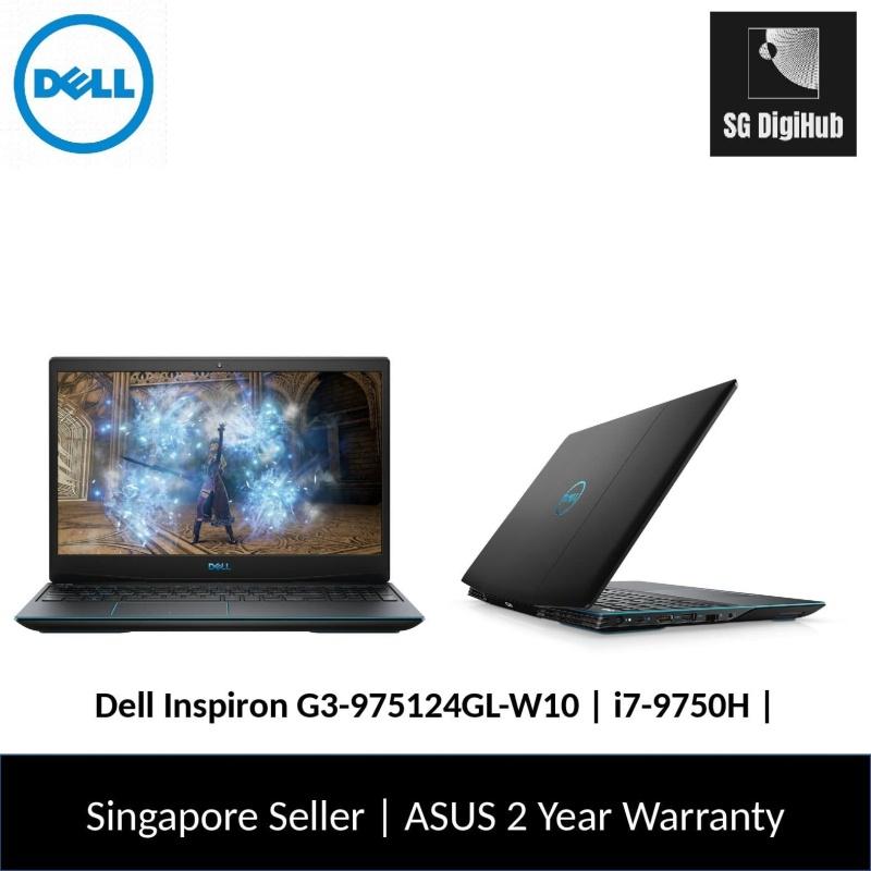 Dell Inspiron G3-975124GL-W10   i7-9750H   16GB RAM   256GB SSD+1TB HDD   NVIDIA GTX1650   2Y Warranty