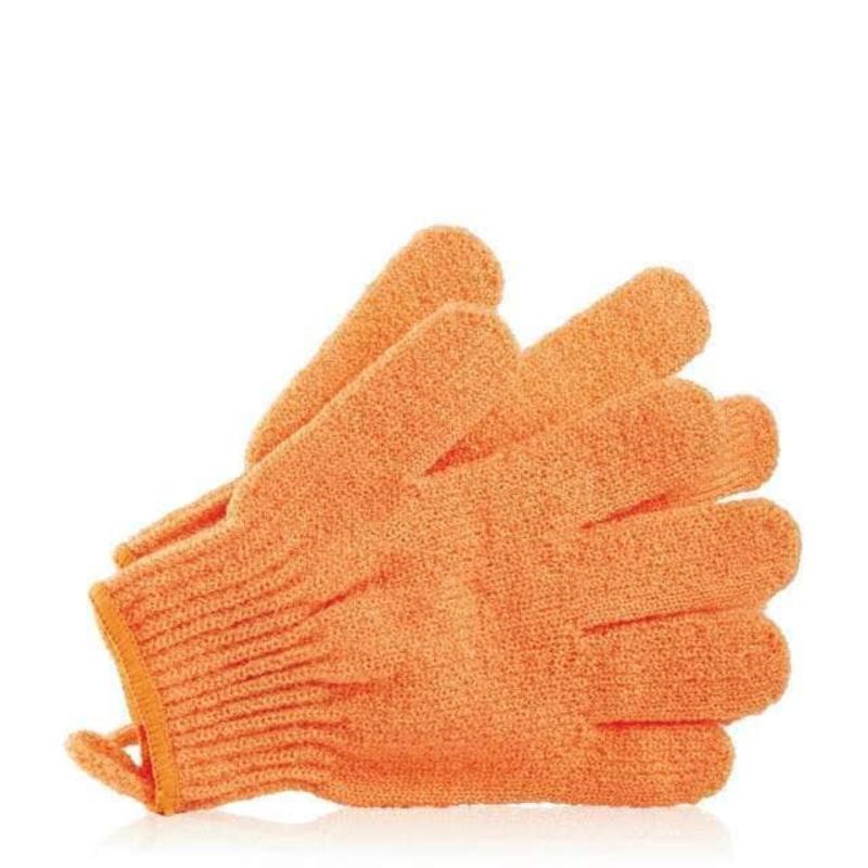 Buy The Body Shop Bath Gloves (Orange) Singapore