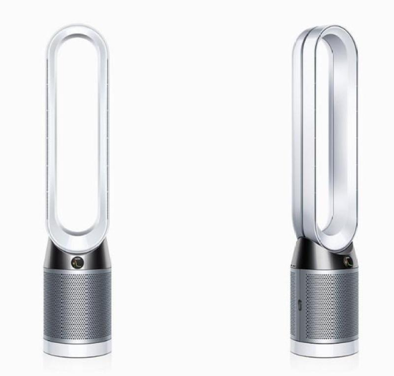 Dyson Pure Cool™ Advanced Technology Tower TP04 (White/Silver) Singapore