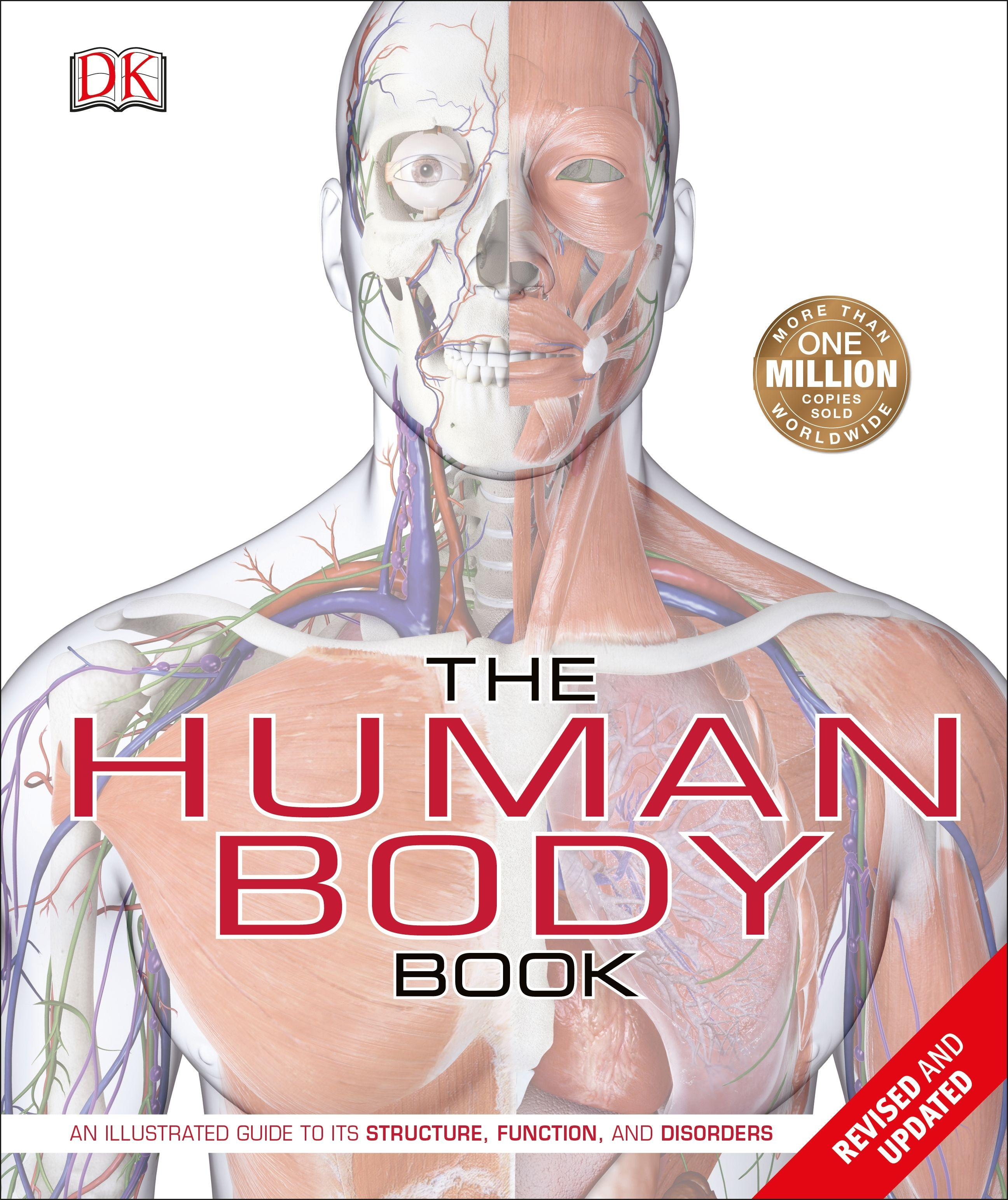 The Human Body Book by DK