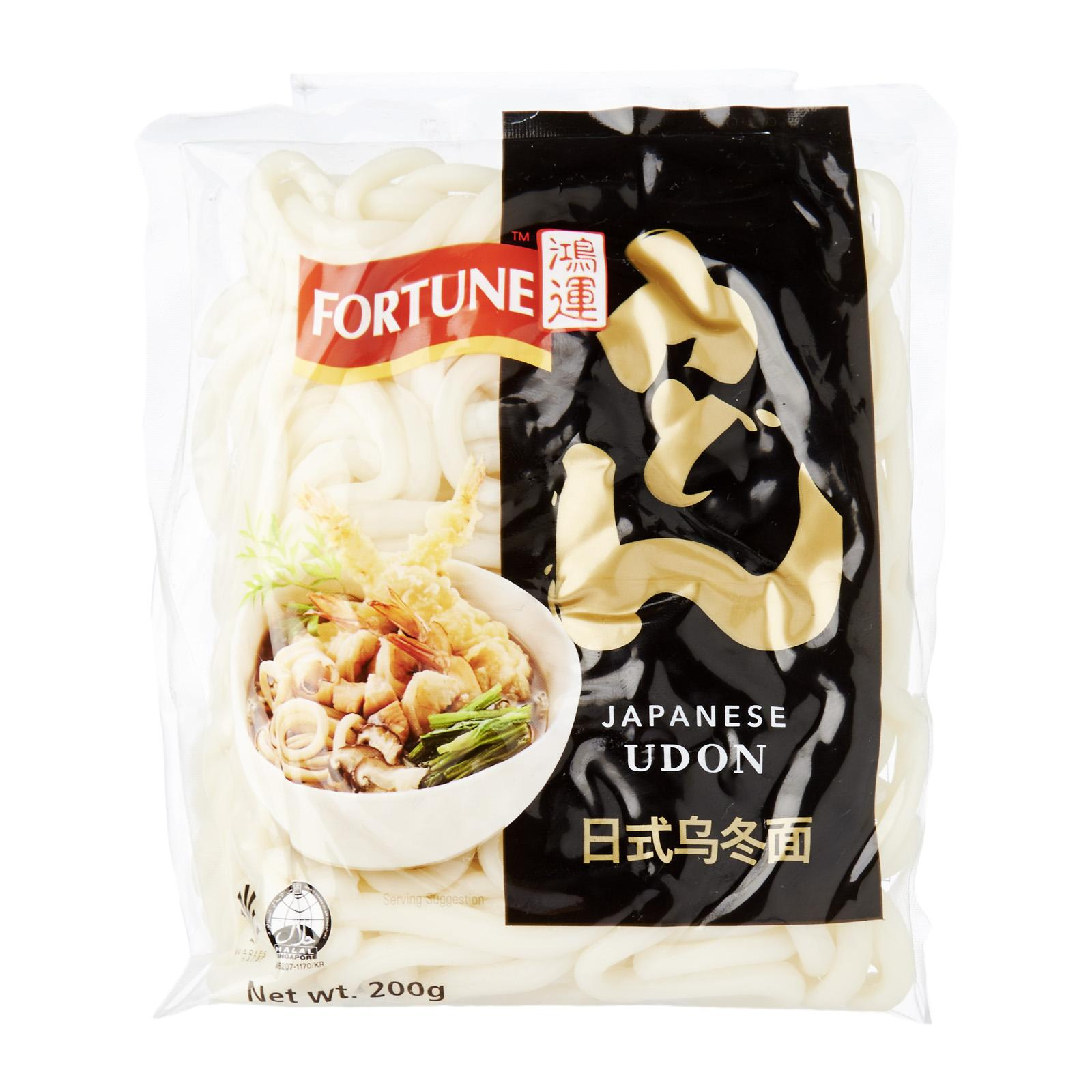 Fortune Japanese Udon By Redmart.