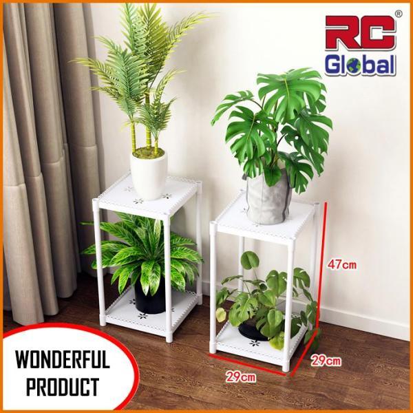 RC-Global Flower pot rack / flower pot stand / flower pot Shelf / flower pot / flower pot hanger /  flower pot holder / Plant pot stand / Plant pot rack /