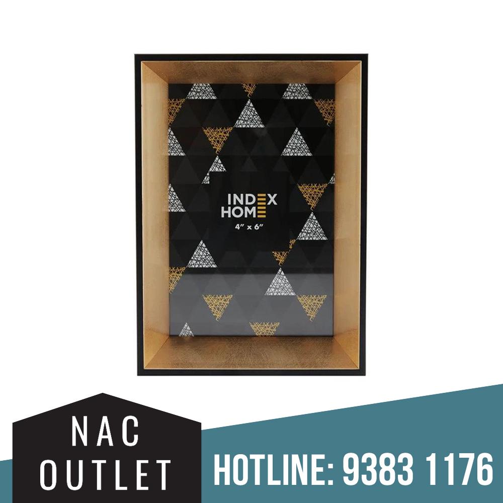 Iris Photo Frame - 4  x 6   Image Frame - Home Furniture - Home Decoration - Nook&Cranny - Nook & Cranny - Nook and Cranny - Nook n Cranny - NAC Outlet