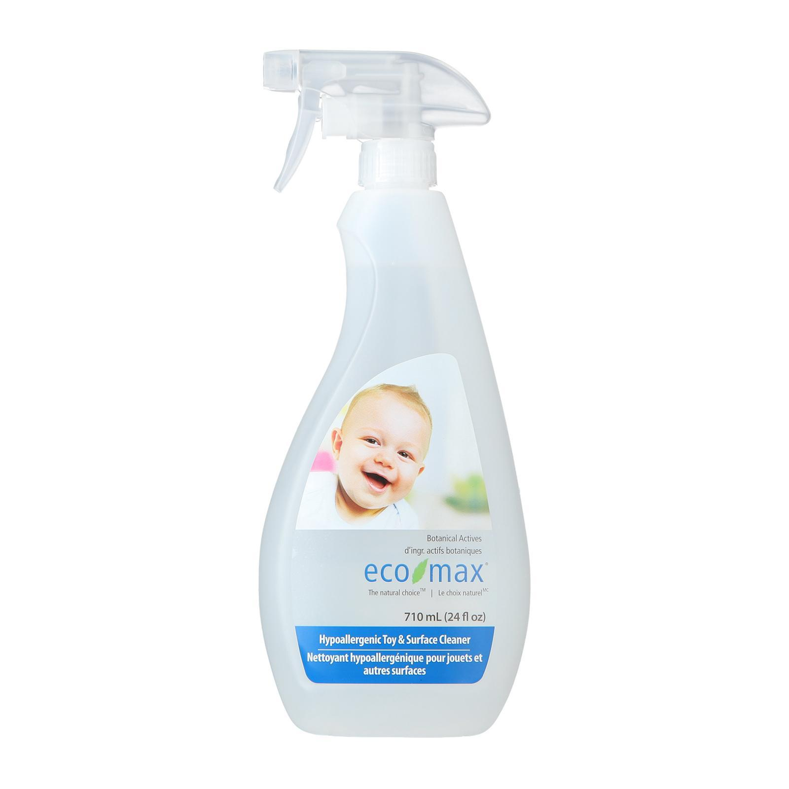 ECO-MAX Hypoallergenic Toy And Surface Cleaner - By Wholesome Harvest