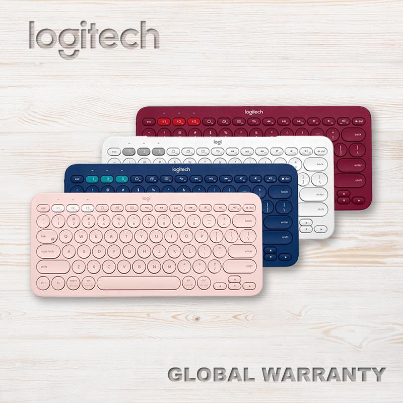 Logitech K380 Slim Bluetooth Keyboard  Multi-Device  For Windows MacOS Android iOS Singapore