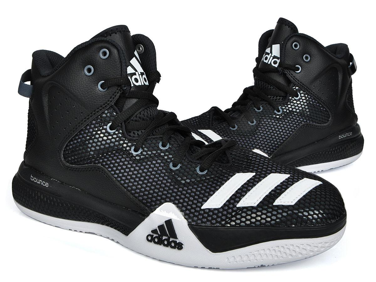 4351cf619 Adidas Men DT Dual Threat Basketball Shoes Black AQ7288 RHK