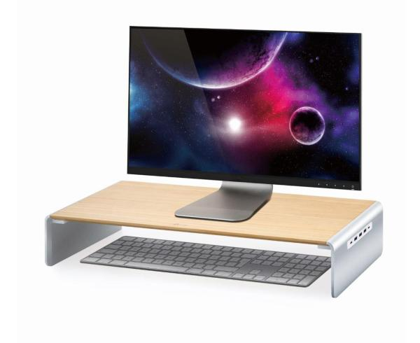 J5CREATE [JCT425] MONITOR STAND WITH 3-PORT USB 3.0 HUB