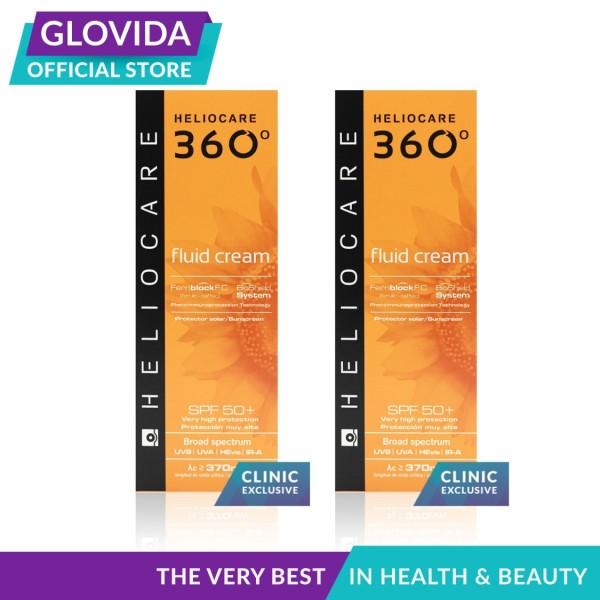 Buy [2-Pack] Heliocare 360 Fluid Cream SPF50+ 50ml Singapore