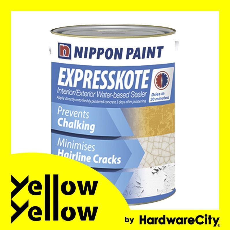 Nippon Paint Expresskote Sealer 1L/5L
