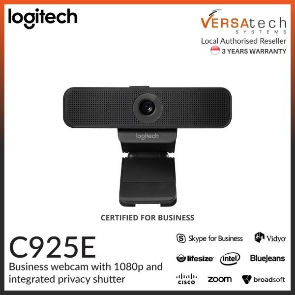 Logitech C925E Full HD 1080p Business Webcam and Integrated Privacy Shutter