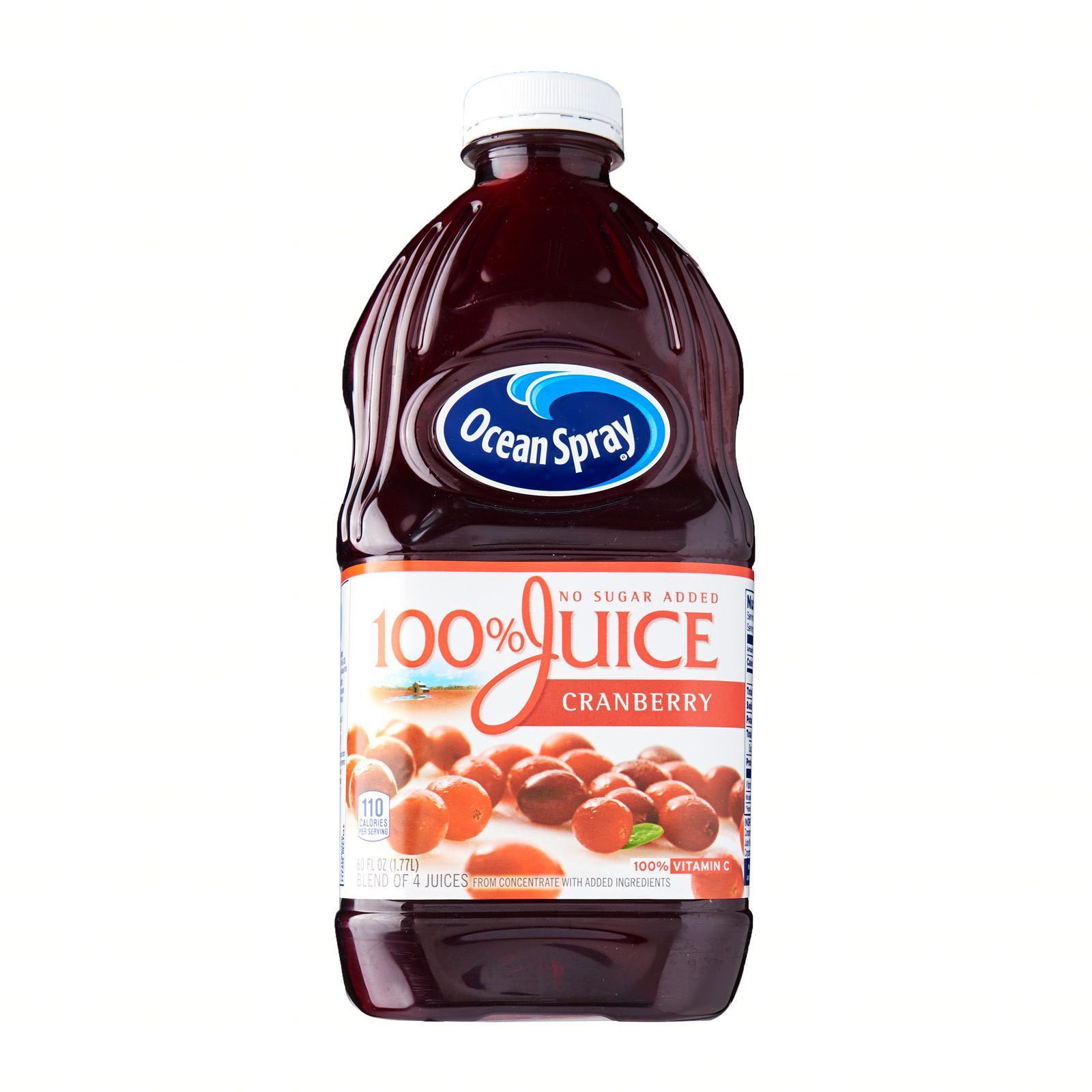 Ocean Spray Cranberry Mixed Juice No Sugar Added