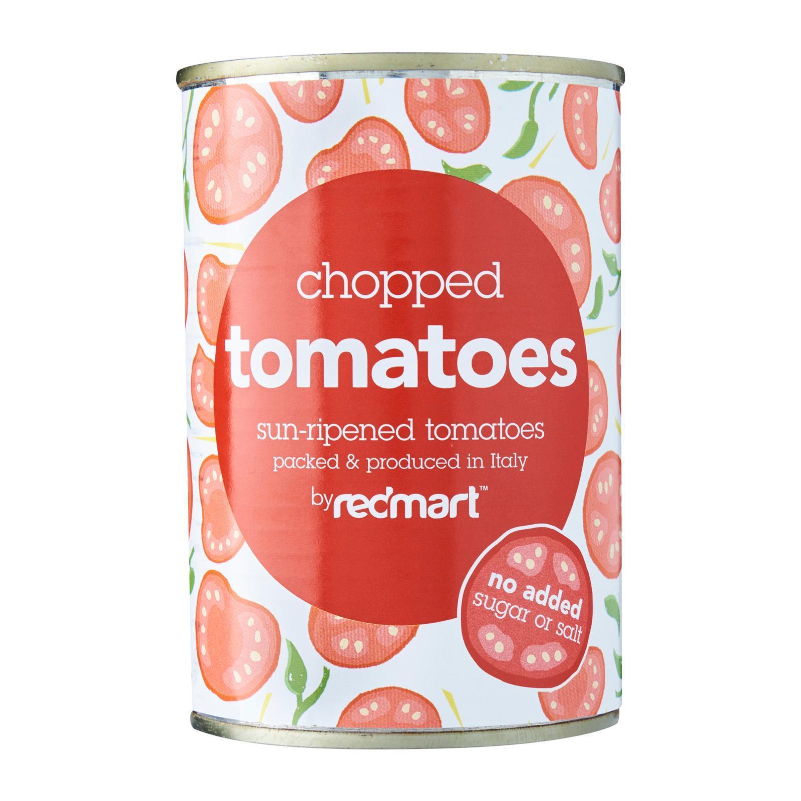 Redmart Italian Chopped Tomatoes By Redmart.
