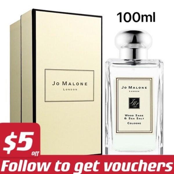 Buy Jo Malone Wood Sage & Sea Salt Cologne 100ml - [ luxury fragrances | perfume | Unisex | 100% original ] Singapore