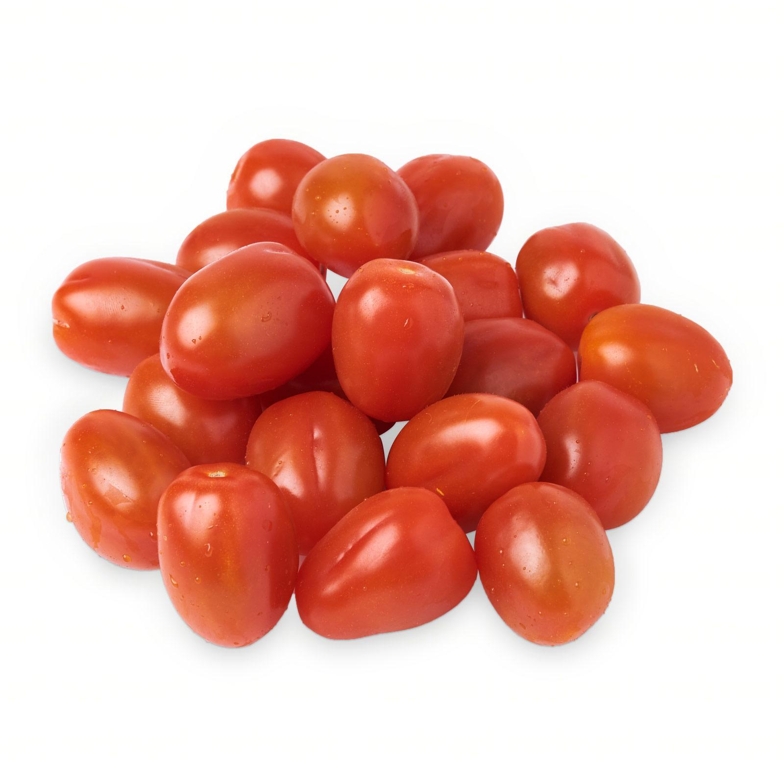 Spain Snack Red Mini Plum Tomatoes