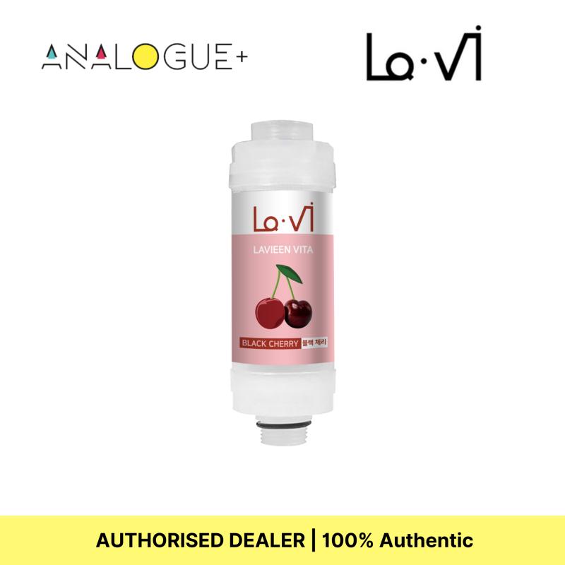 Buy Lavi Vitamin Shower Filter Anti-oxidant, Residual chlorine removal, Aromatherapy Singapore