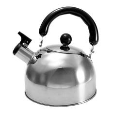 2Liter Whistling Tea Kettle Water Pot Heat Boiler Handle China