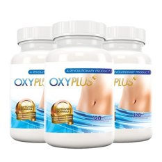 Purchase 3 Pack Oxyplus 2 100 Natural Flatter Tummy Food Supplement 120 Capsules Online