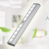 75W 10Led Usb Rechargeable Light Operated And Infrared Human Induction Light Bar Nightlight Color Warm White Power Zero Point Seven Five Intl Best Price