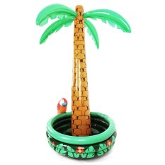 Buy 1 8M Height Inflatable Coconut Tree Shaped Water Wine Beer Beverage Drink Bottle Cooler Cooling Pool Tool Holder