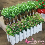 Compare Prices For 1 Piece Artificial Plant Fake Flower For Decoration Intl