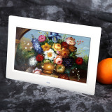 Best Price 10 Hd Tft Lcd 1024 600 Digital Photo Frame Clock Mp3 Mp4 Movie Player With Remote Desktop