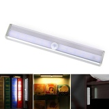 Best Reviews Of 10 Led Pir Infrared Motion Sensor Lights Wardrobe Cupboard Closet Light Intl