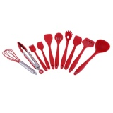 Review 10 Piece Set Home Kitchen Silicone Cooking Utensil Set Kitchen Cooking Tools Intl China