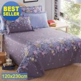 100 Cotton Bedding Sheet Bedsheet Breathable Durable And Comfortable Patern F Intl In Stock